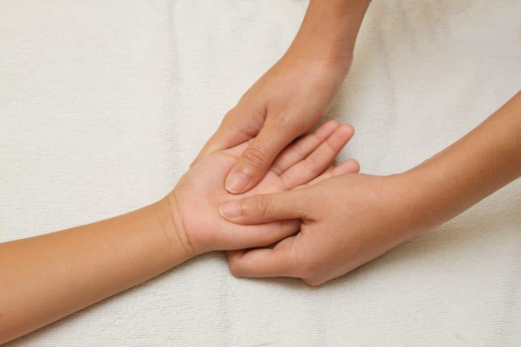 Receptorii de durere pe picioare si pe maini
