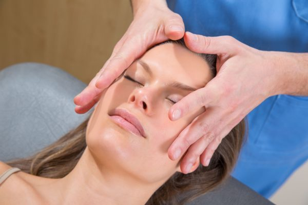 Reflexoterapia facială