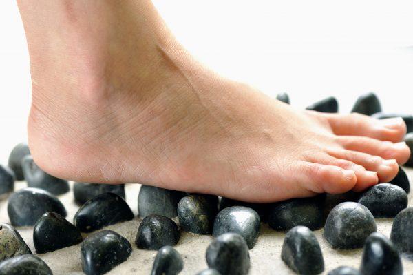 Reflexoterapia piciorului