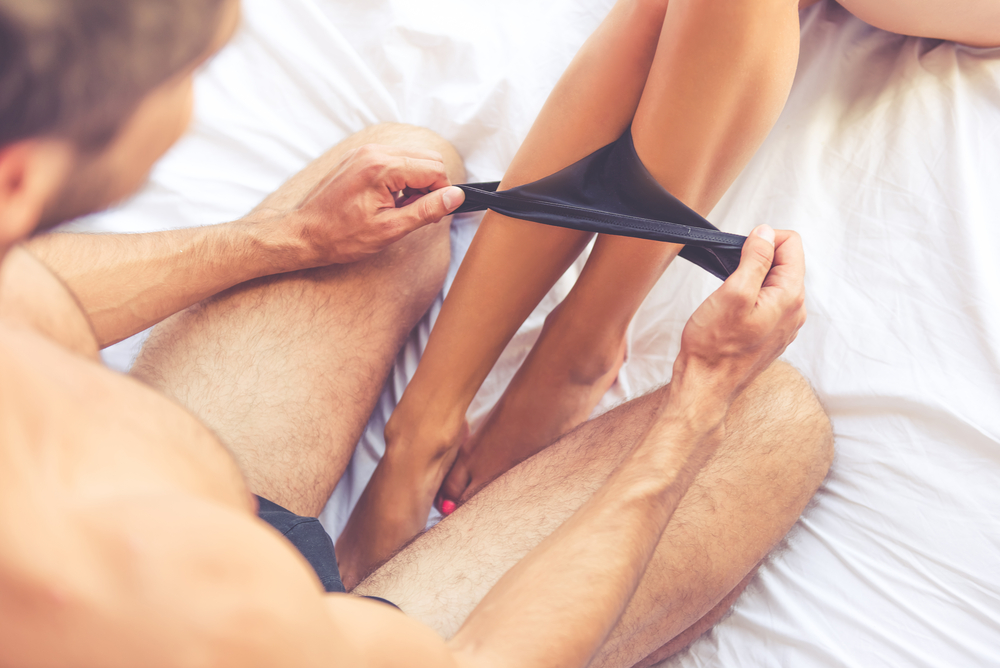 actul sexual cu o persoană aleatorie - preludiu