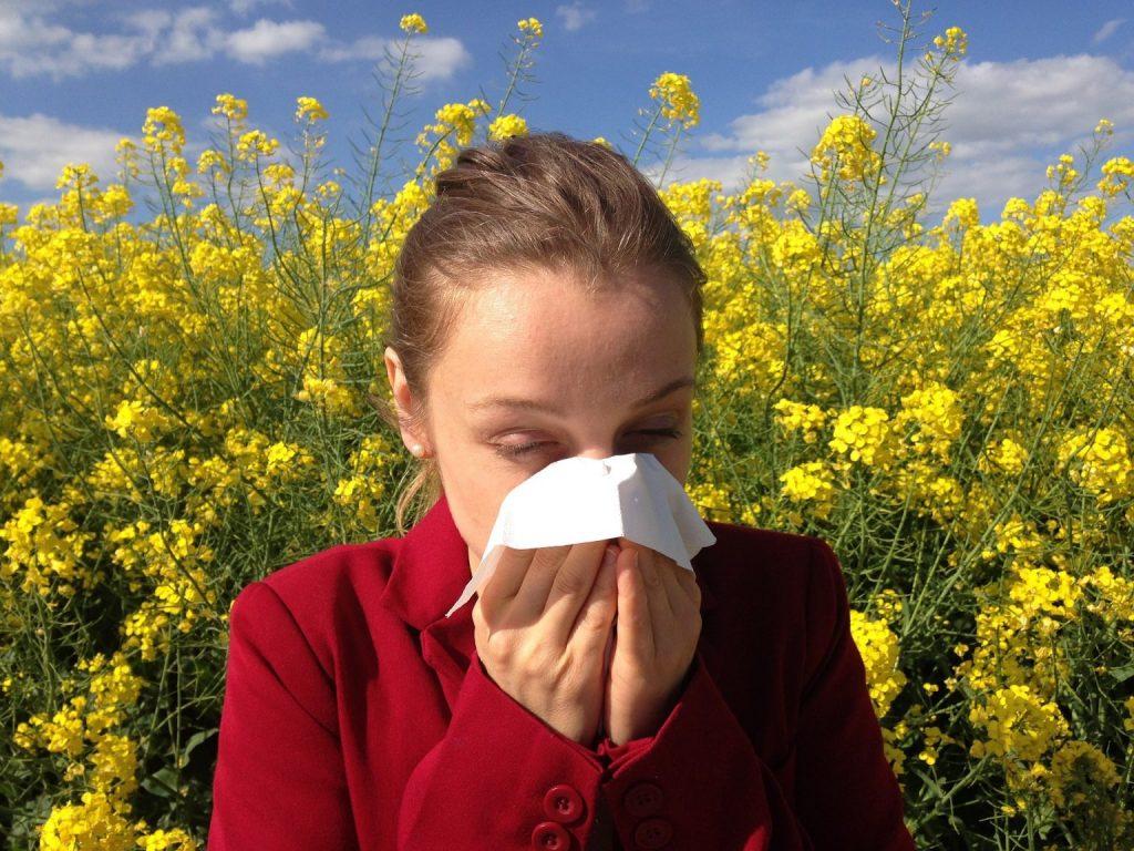 alergie la plante - tratament