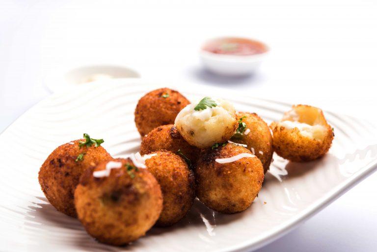 brânză de cartofi