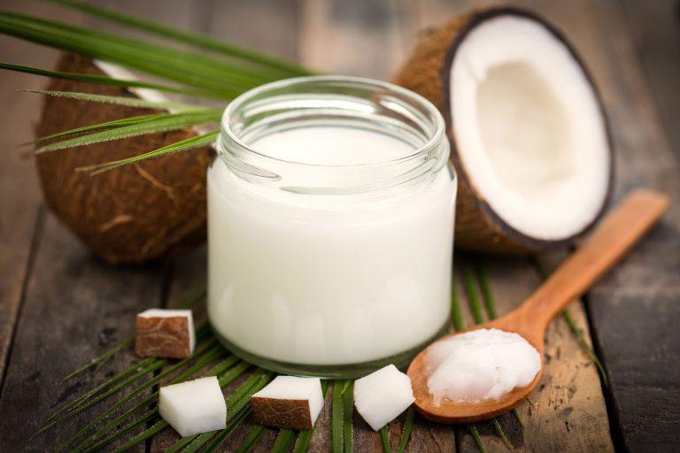utilizarea uleiului de cocos